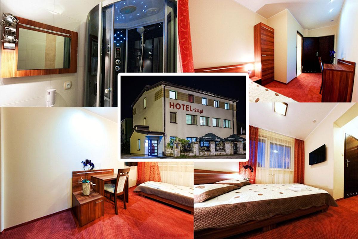 hotel w Płocku
